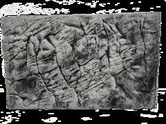 3D Foam Rock Grey Background Module size 50x65cm