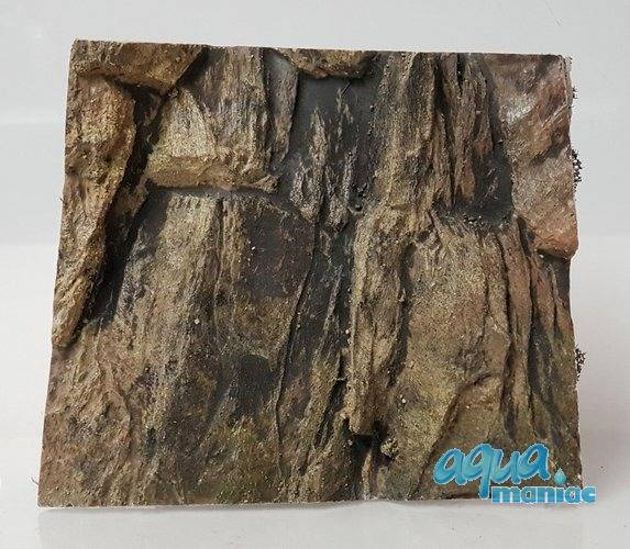 3D Rock and Root Background Sample