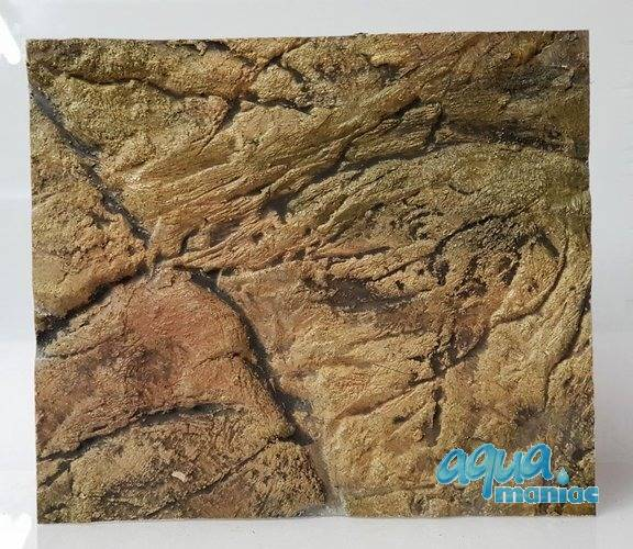 3D Thin Beige Rock Background Sample