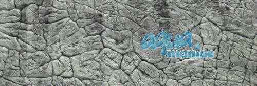 3D grey thin background 196x45cm