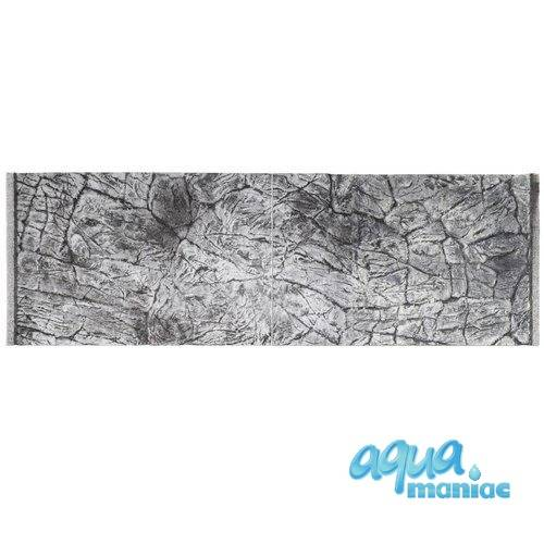JUWEL RIO 300 3D thin grey rock background 118x57cm in 3 sections