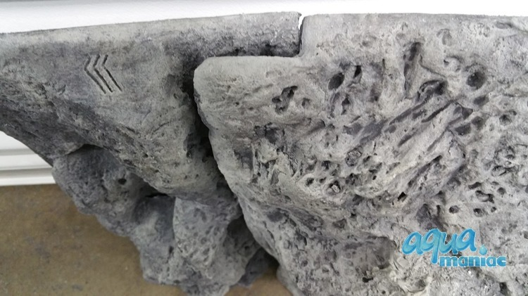 Modules of Limestone Background Size: 240X58cm (Fit:8Fx2F)