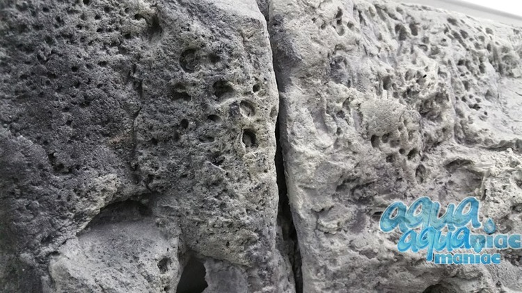 Modules of Limestone Background Size: 265x75cm