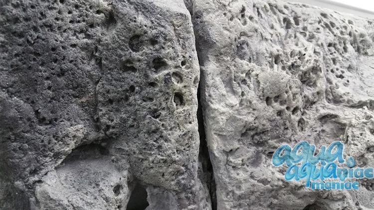 Modules of Limestone Background size:150x60cm aquarium