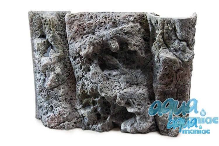 Modules of Limestone Background to fit 100X50cm aquarium