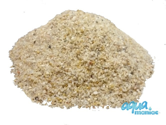 Natural Quartz Gravel Substrate 1-3mm