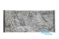 3D grey thin background 97x45cm