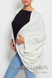 Woman Kimono Jumper Bolero oversize 10/12/14 Ecru