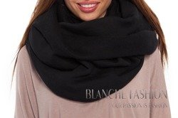 Woman Ladies Warm Black Scarve