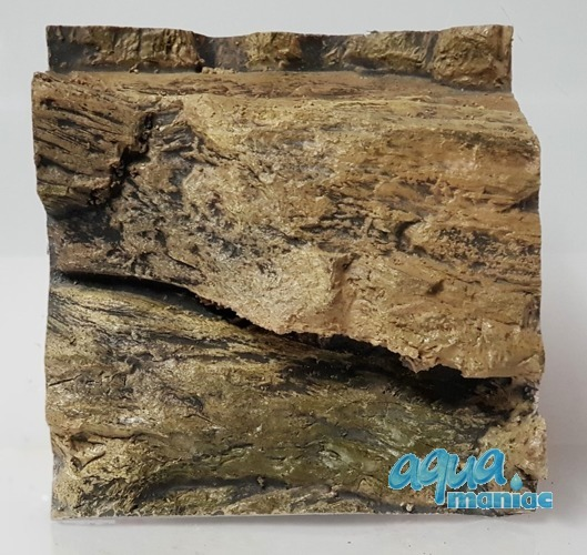 3D Beige Rock Background Sample